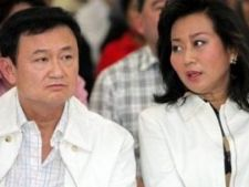 439713 0810 Thaksin Shinawatra and Potjaman