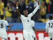 ghana fotbal