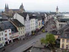 Trier, vedere de sus