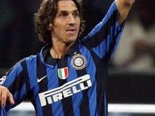 Ibrahimovici l-a batut pe Mutu, e cel mai bun fotbalist din Serie A