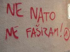 grafitti anti nato