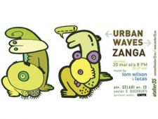 Urban Waves - Zanga - The Fish Gallery
