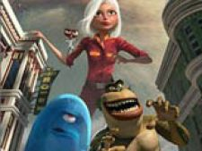 monsters vs aliens