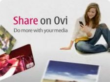 share on ovi nokia