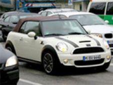 Mini Cooper S decapotabil