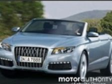 Primele imagini cu Audi A7 CC