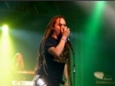 Amorphis in Romania