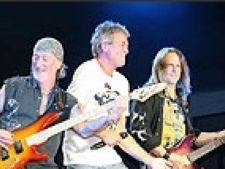 Deep Purple la Bucuresti