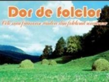 compilatia Dor de folclor