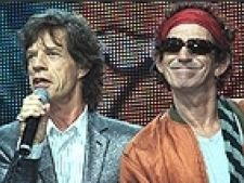 Keith Richards & Mick Jagger