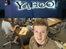 Mark Zuckerberg yahoo