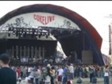 scena Coke Live 2007