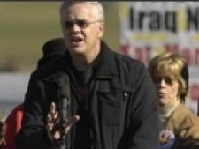 Tim Robbins protest