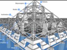 Japonezii planuiesc un oras-piramida