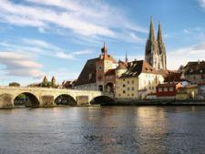 Poveste medievala in Regensburg