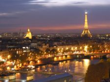 Paris noaptea