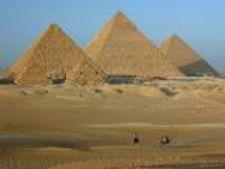 Cum au fost construite piramidele egiptene