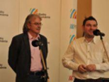 Ducu Bertzi si Mihai Nenita