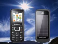 Samsung lanseaza un terminal cu baterie solara