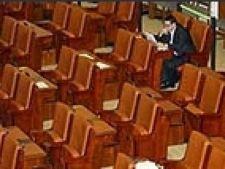 Absente parlament