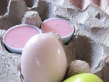 Cum pregatim ouale pentru vopsit
