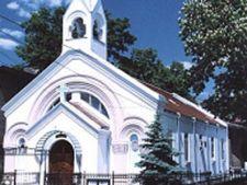 Ce vizitam azi: Biserica Sacre Coeur din Bucuresti