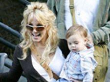 Britney Spears si fiii