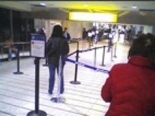 aeroport oameni