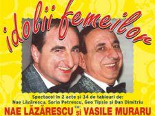 """Weekend cu haz nebun la Teatrul """"Constantin Tanase"""""""