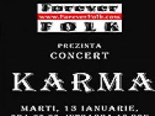 afis concert Karma in 100 Crossroads