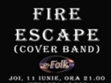 afis concert Fire Escape