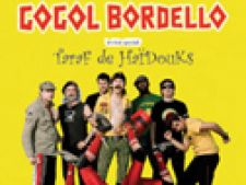 afis Gogol Bordello