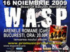 WASP la Bucuresti