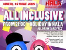 All Inclusive Holdiday Party