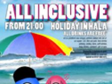all inclusive party