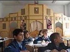 altar in clasa