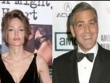 angelina si clooney