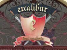 Bistro Excalibur - ospat medieval la masa regelui Arthur