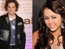 Miley Cyrus si David Bisbal