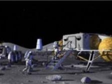 baza pe luna