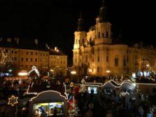 piata de Craciun, Praga
