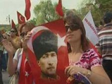 Politia turca a arestat la Istanbul doi fosti generali