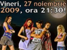 Blaxy Girls in concert