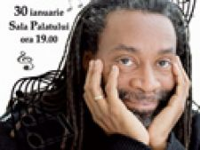 Bobby McFerrin in Romania