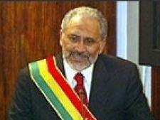 Presedintele Bolivia