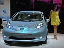 Nissan-LEAF-Romania