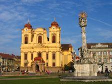Romania monument