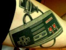 Tatuaj ciudat