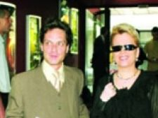 George Ivascu si Alice Barb
