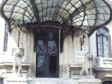 Ce vizitam azi: Palatul Cantacuzino